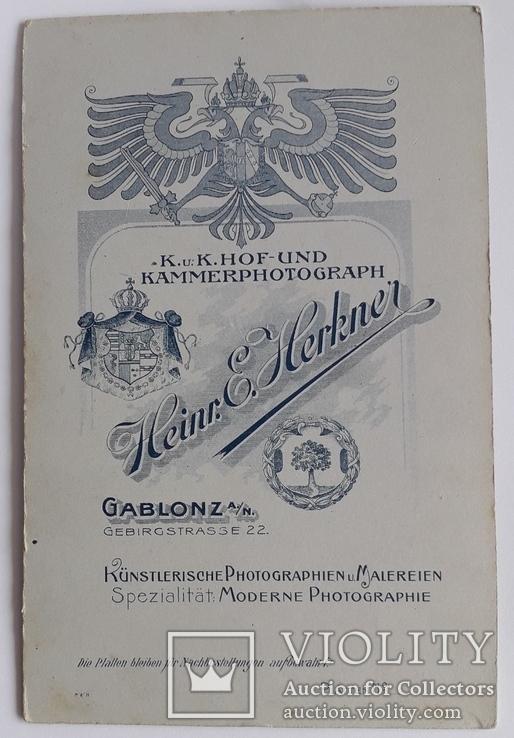 Свадебная фотография (Германия 19в), фото №5