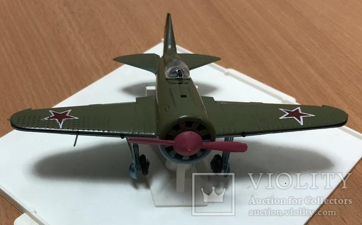 Самолеты СССР И-16 и И-153, фото №9