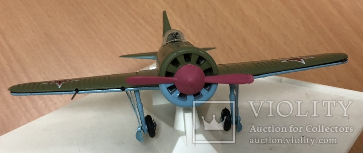 Самолеты СССР И-16 и И-153, фото №11