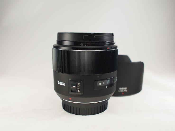 AF Meike 85mm f/1.8, фото №3