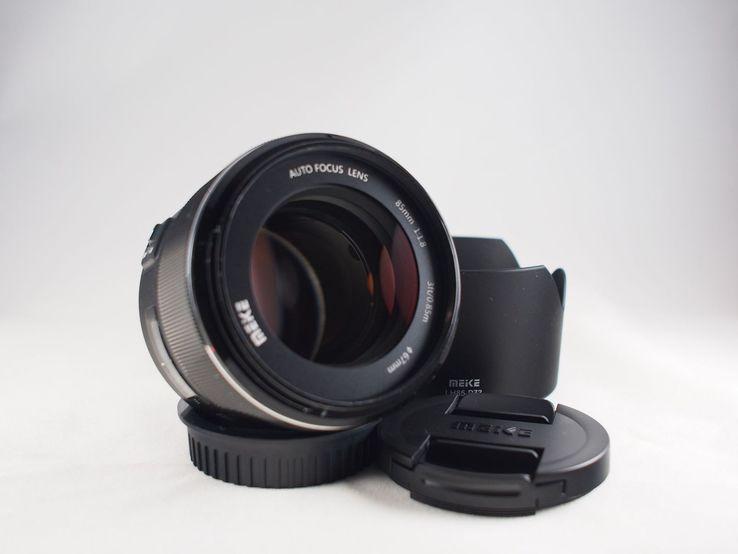 AF Meike 85mm f/1.8, фото №4