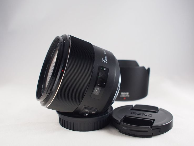 AF Meike 85mm f/1.8, фото №7