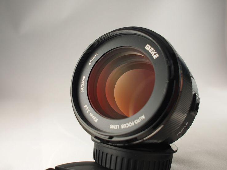 AF Meike 85mm f/1.8, фото №8