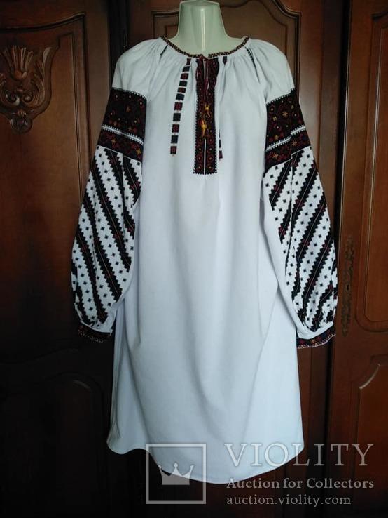 Борщівська сорочка вишиванка, фото №3