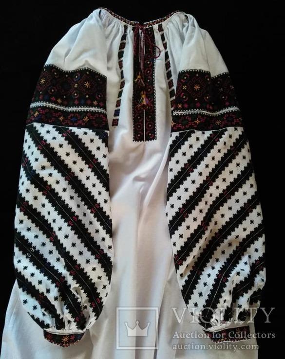 Борщівська сорочка вишиванка, фото №2