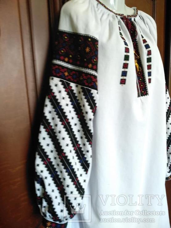 Борщівська сорочка вишиванка, фото №8