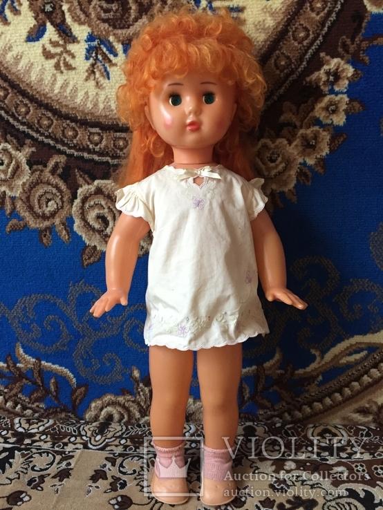 Большая кукла СССР рост 66 см из коллекции