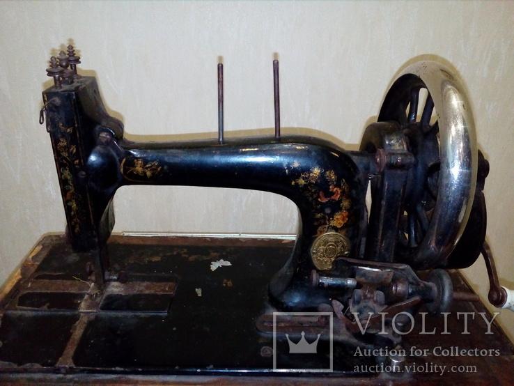 Швейная машинка Зингер с оригинальной инструкцией, фото №2
