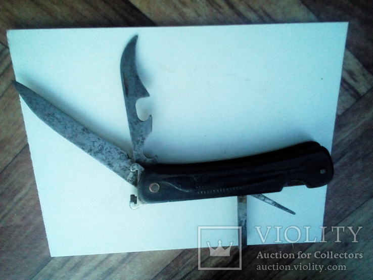Нож производства ссср., фото №3