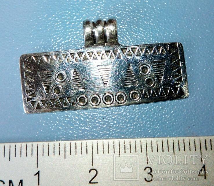 Реплика-копия Амулет ЧК 5 век ., фото №6