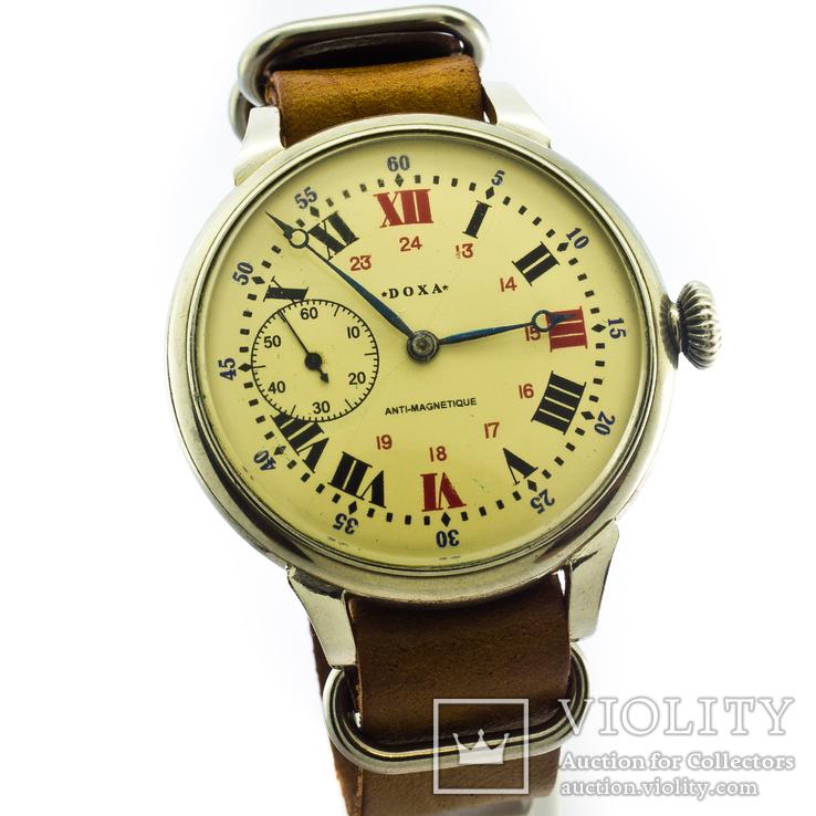 Швейцарские часы DOXA, фото №2