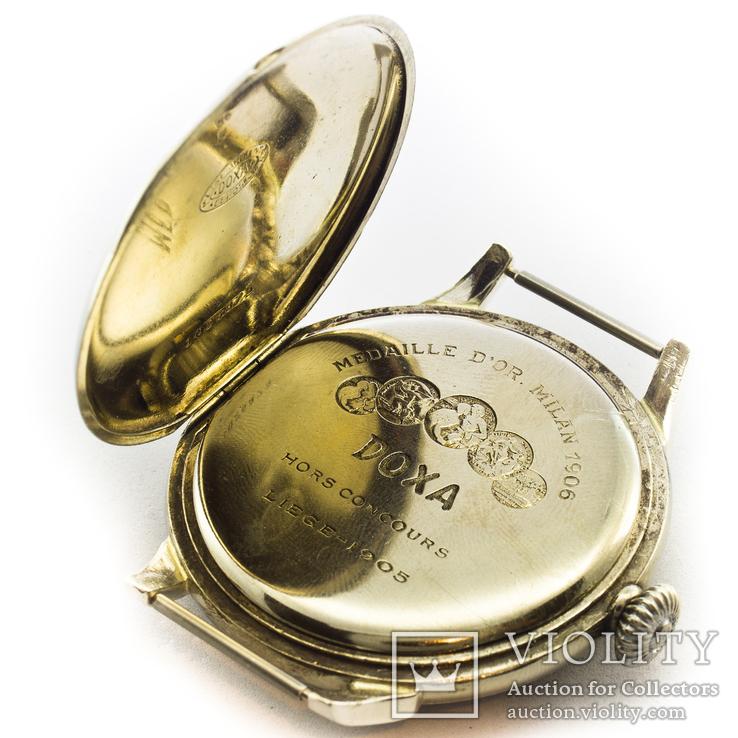 Швейцарские часы DOXA, фото №7