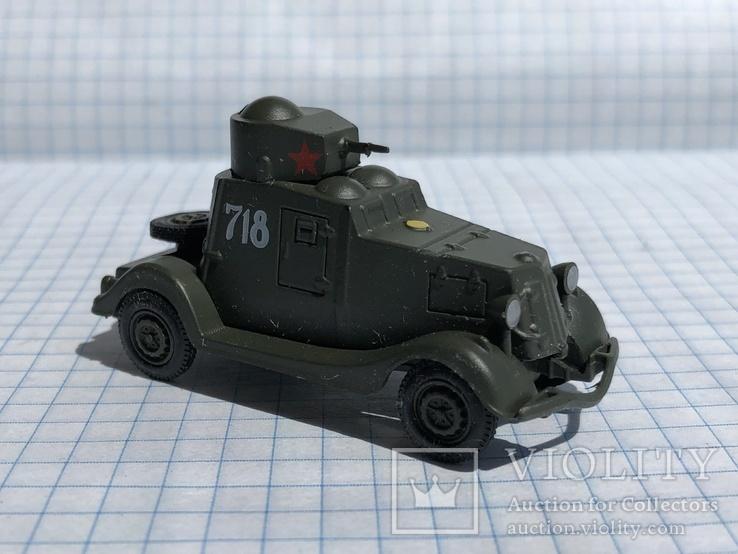 Бронеавтомобиль ФАИ, фото №2