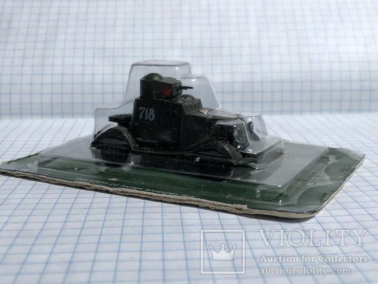 Бронеавтомобиль ФАИ, фото №13