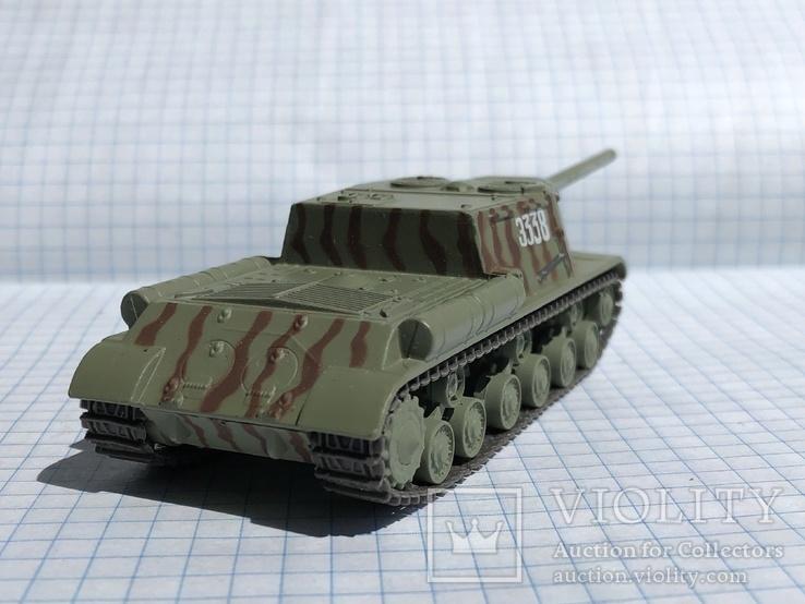Танк ИСУ 122, фото №6
