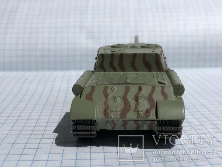 Танк ИСУ 122, фото №7