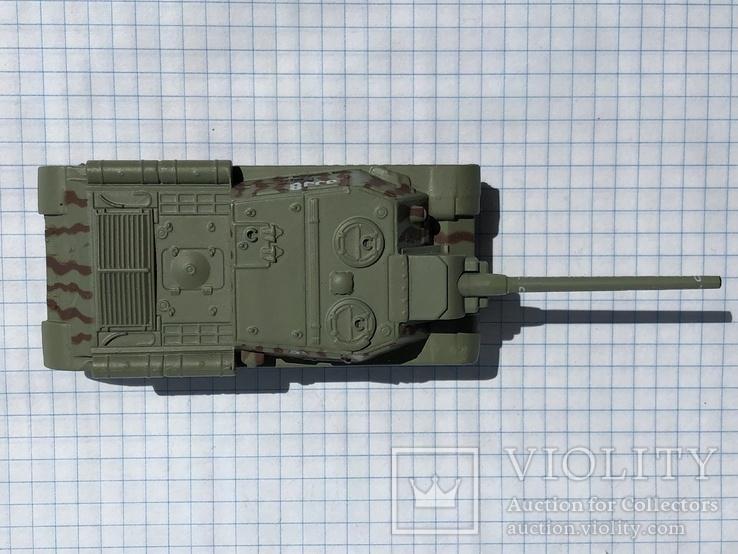 Танк ИСУ 122, фото №10