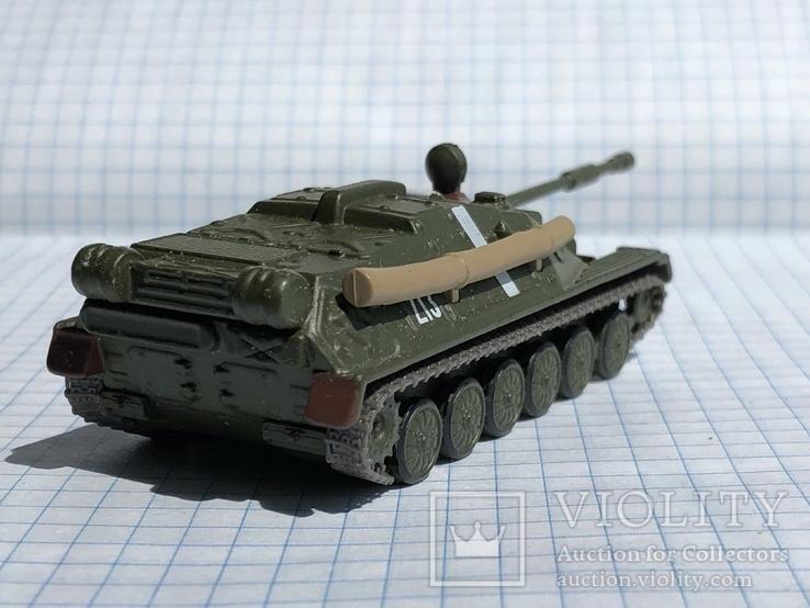 Танк СУ 100, фото №6