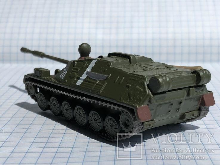 Танк СУ 100, фото №8