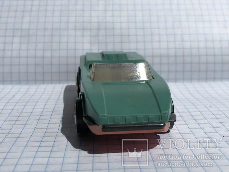 Спорткар производство СССР, фото №3
