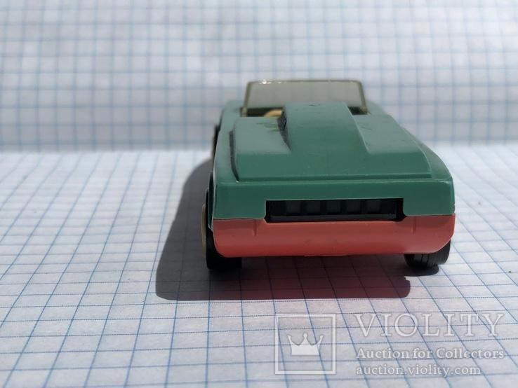 Спорткар производство СССР, фото №7