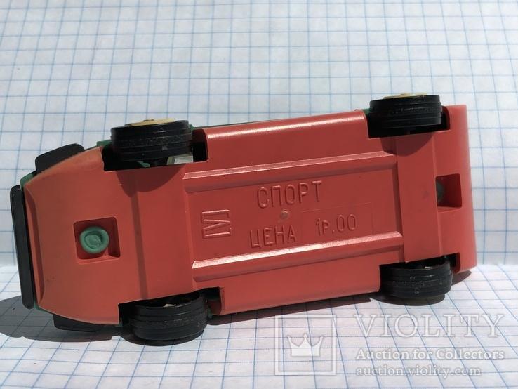Спорткар производство СССР, фото №11