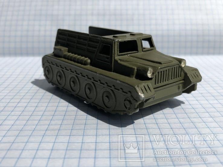 Вездеход производство СССР с клеймом, фото №2
