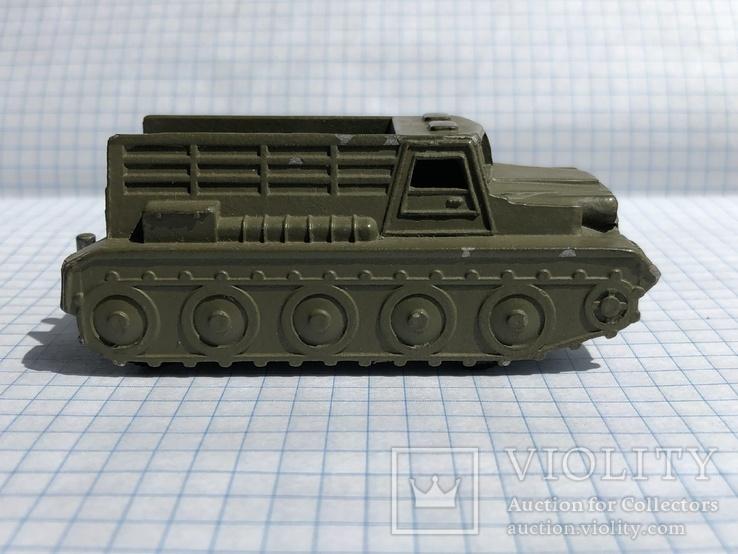 Вездеход производство СССР с клеймом, фото №4