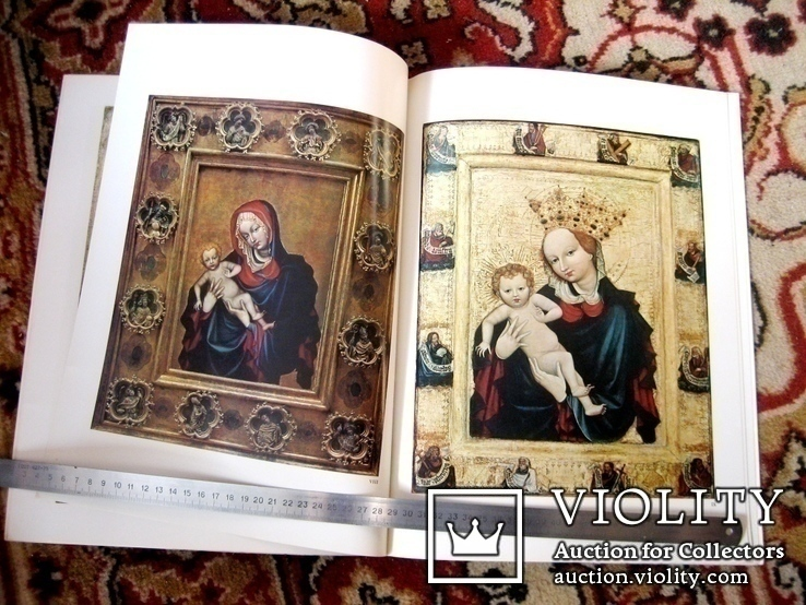 Альбом середньовічної західної ікони 1, фото №5