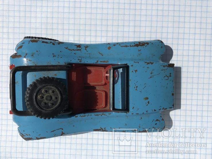 Багги производство СССР с клеймом, фото №10