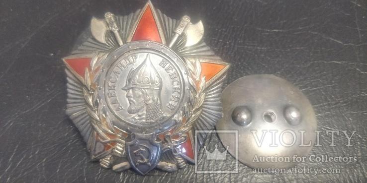 Орден Александра Невского, фото №2