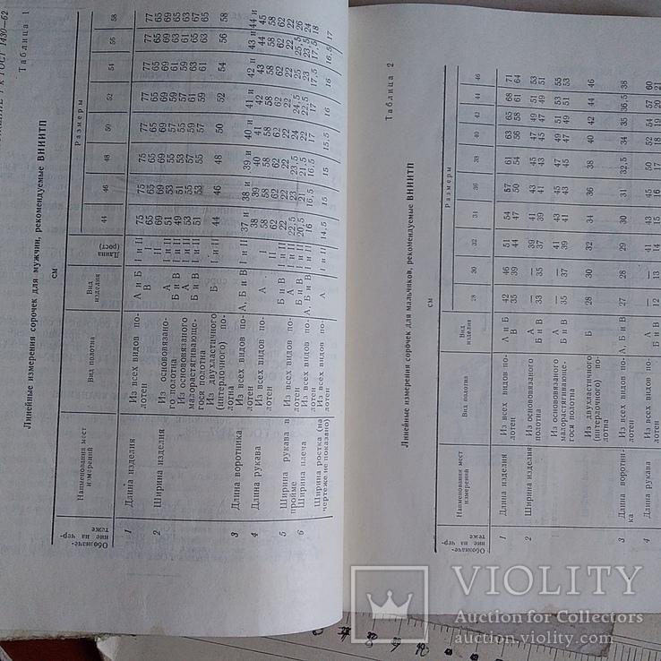 Государственные стандарты (сборник) Трикотажные изделия часть 2 1975р., фото №10