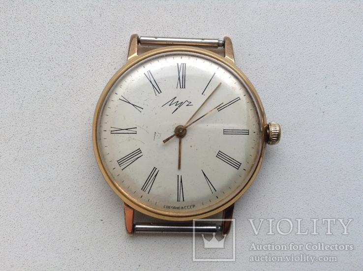 Часы Луч AU10.