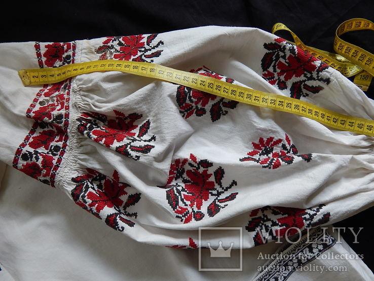 83. Полтавська святкова сорочка, фото №4