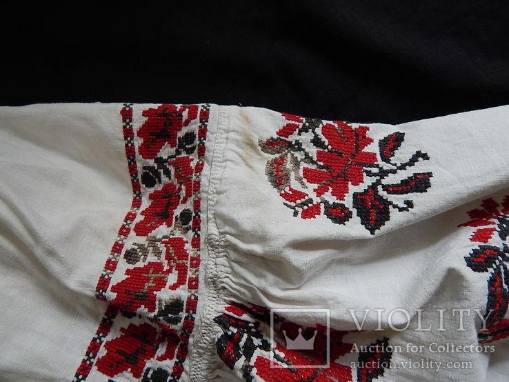83. Полтавська святкова сорочка, фото №5