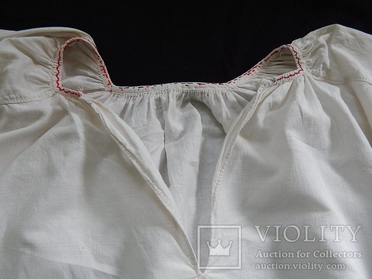83. Полтавська святкова сорочка, фото №8