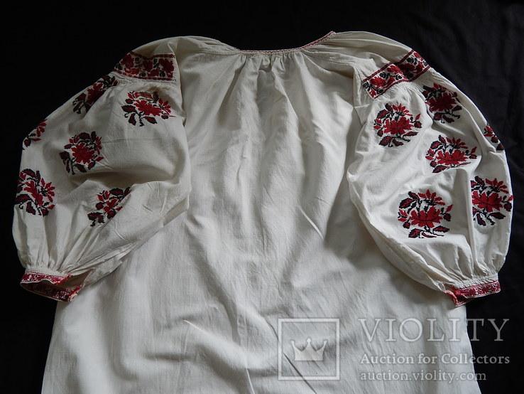 83. Полтавська святкова сорочка, фото №11