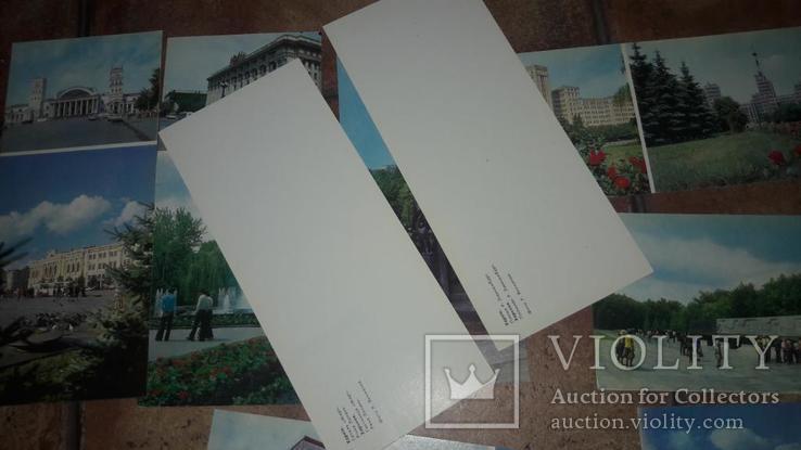 Харьков 1982г. набор открыток СССР, фото №4