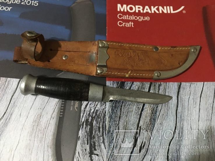 Нож Pontus Holmberg