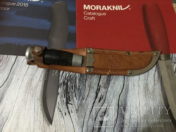 Нож Pontus Holmberg, фото №6