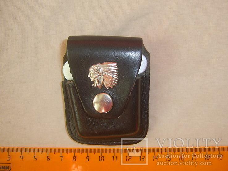 Ременный чехол для зажигалки, фото №2
