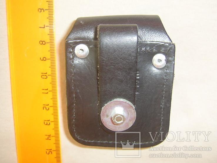 Ременный чехол для зажигалки, фото №3