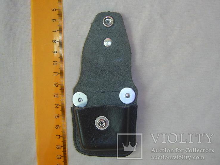 Ременный чехол для зажигалки, фото №4