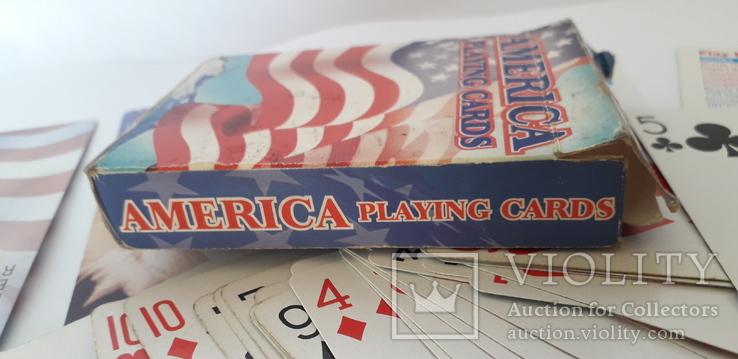Карты игральные (Америка), фото №9