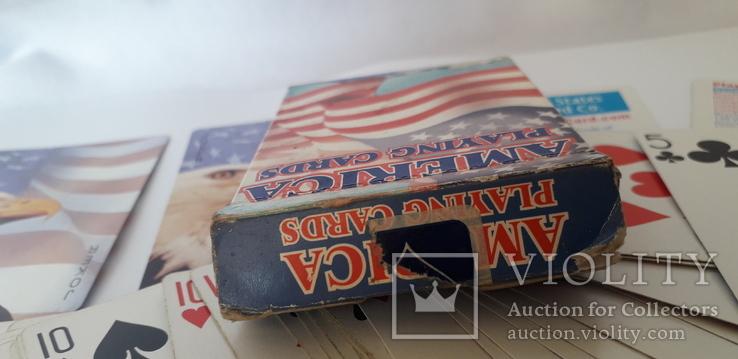 Карты игральные (Америка), фото №10