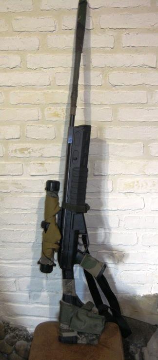 Пневматическая винтовка Crosman с оптическим прицелом