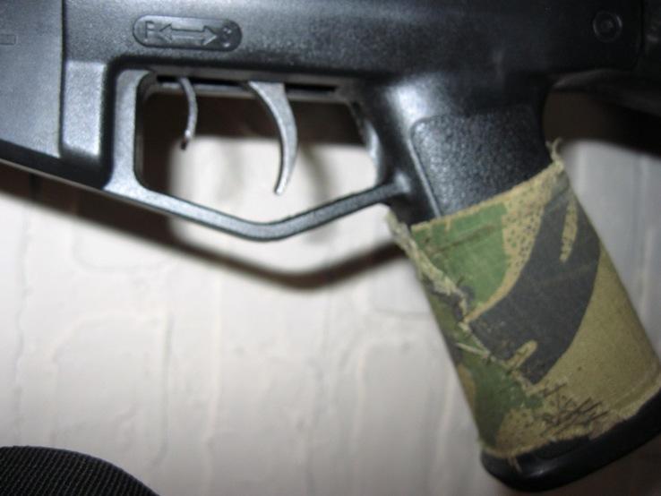 Пневматическая винтовка Crosman с оптическим прицелом, фото №5