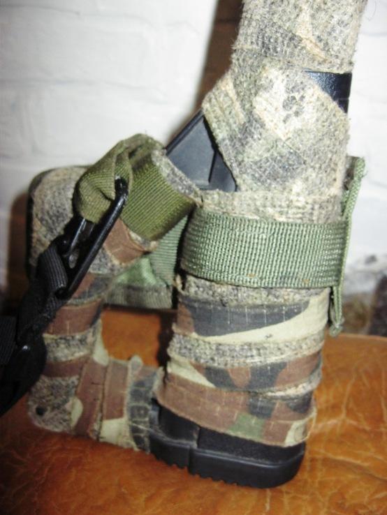 Пневматическая винтовка Crosman с оптическим прицелом, фото №6