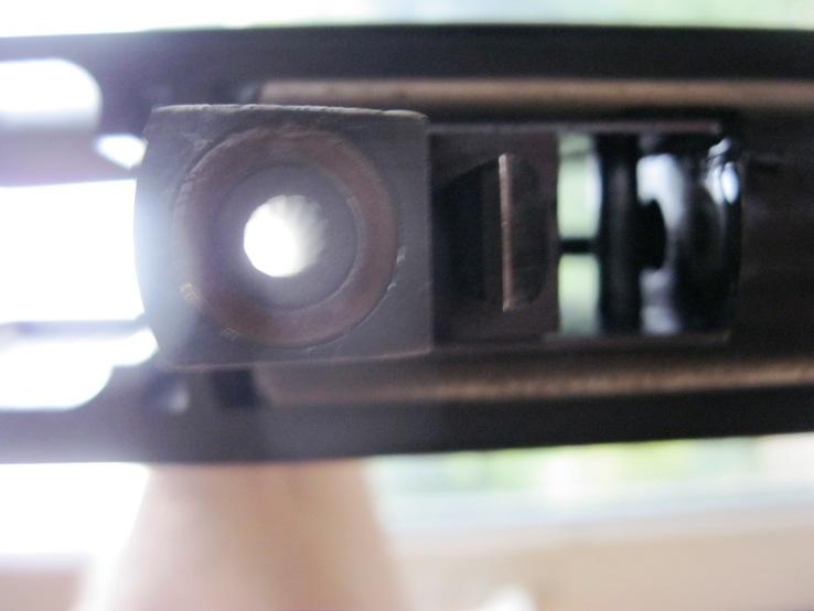 Пневматическая винтовка Crosman с оптическим прицелом, фото №10