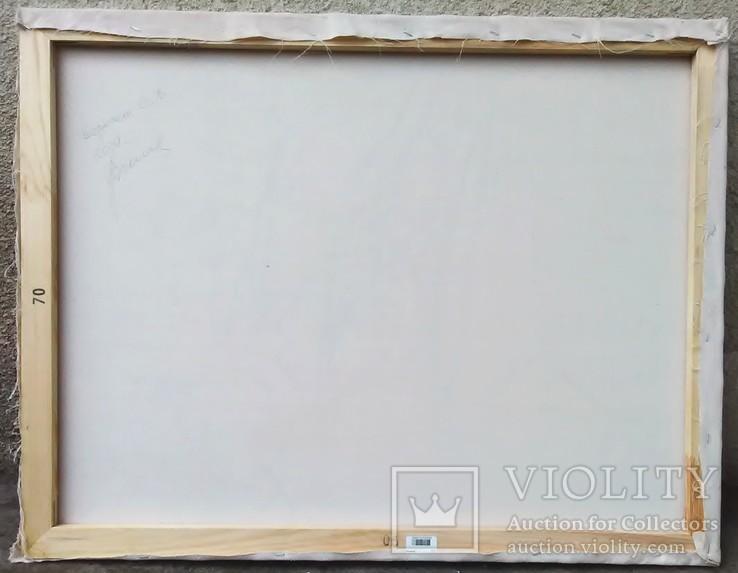 Натюрморт со скрипкой, 90х70, Березин С., фото №3